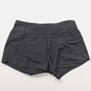 lululemon lined shorts in black 6